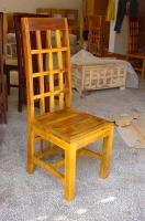 INDIAN SHEESHAM WOOD CHAIR