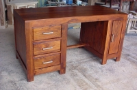 SHEESHAM WOOD OFFICE TABLE